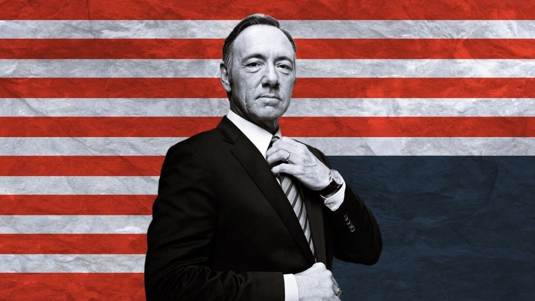 House of Cards' sixth and final season arrives on November 2