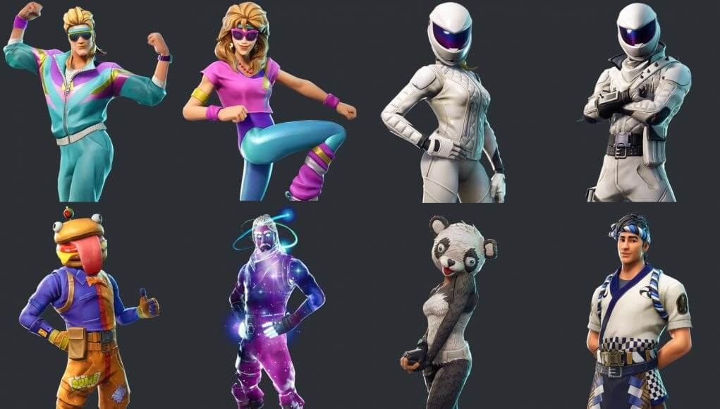 Data miners uncover a Fortnite skin that might be a Samsung/Android