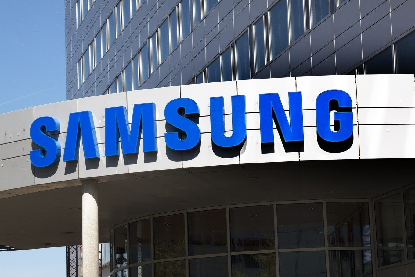Samsung is throwing down $161 billion to expand and build