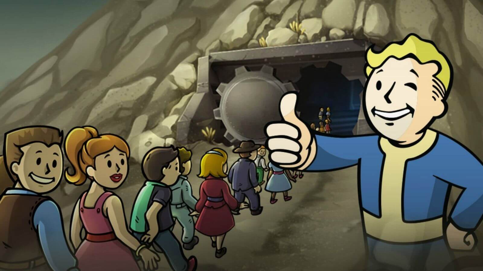 how to get free caps in fallout shelter