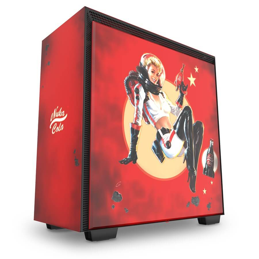 Love Fallout? Then check out NZXT's H700 Nuka-Cola case