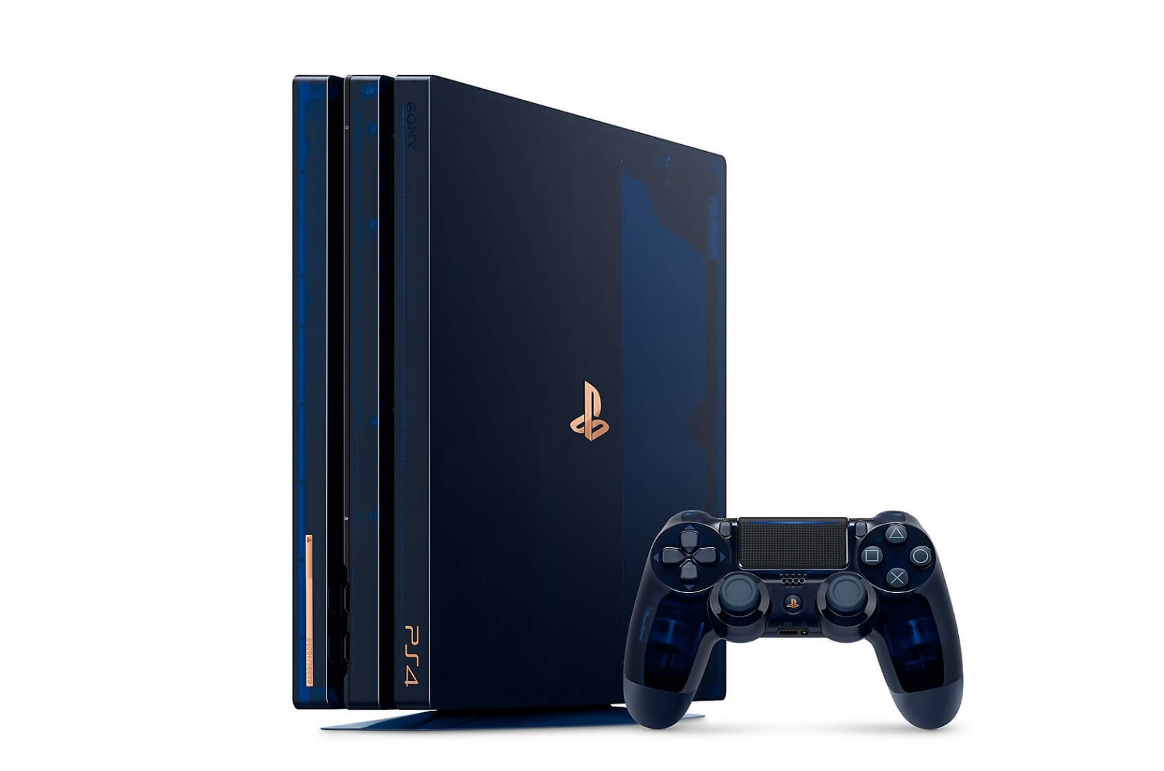 Sony Celebrates Huge Sales Milestone with Limited Edition PS4 Pro