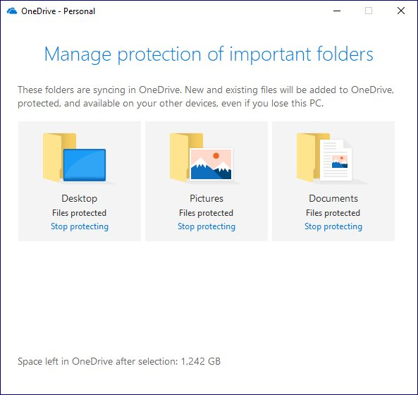 OneDrive is making automatic backups seamless - TechSpot