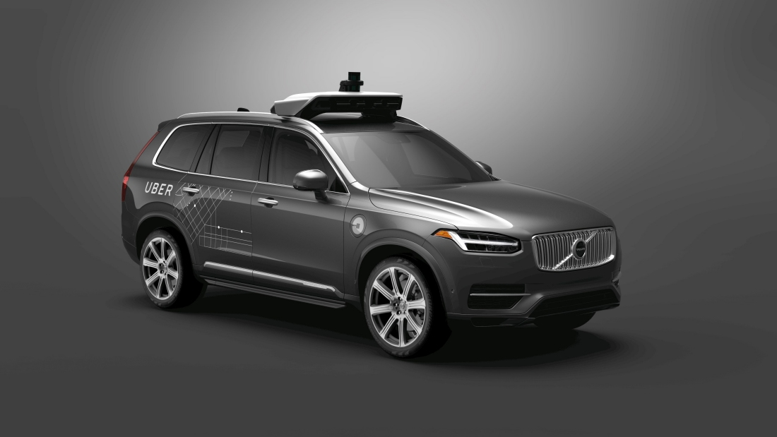 Investors encourage Uber to offload money-guzzling self-driving ...