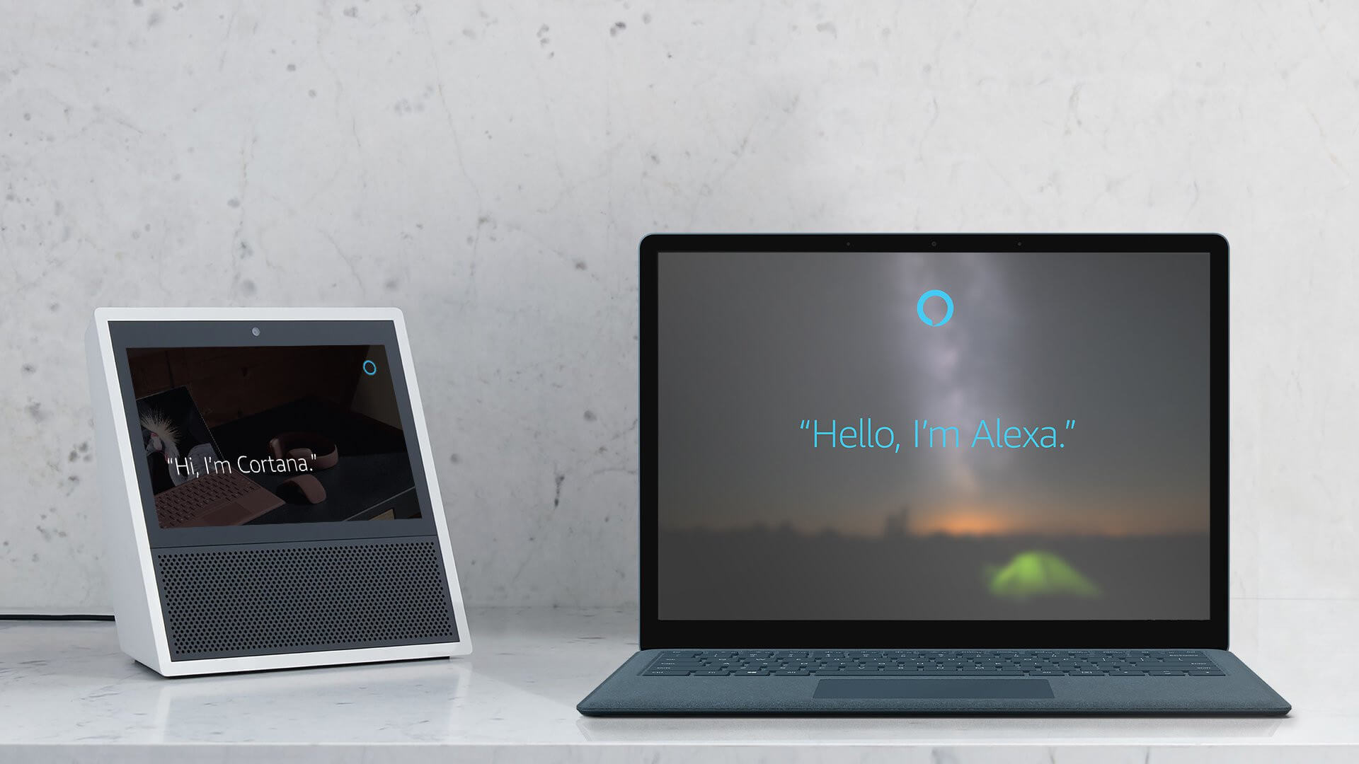 A Year Later Cortana and Alexa Are FINALLY Working Together