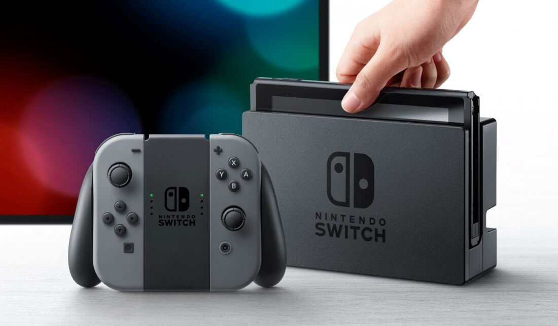 Hackers discover a secret 'VR Mode' hidden in the Nintendo Switch's firmware