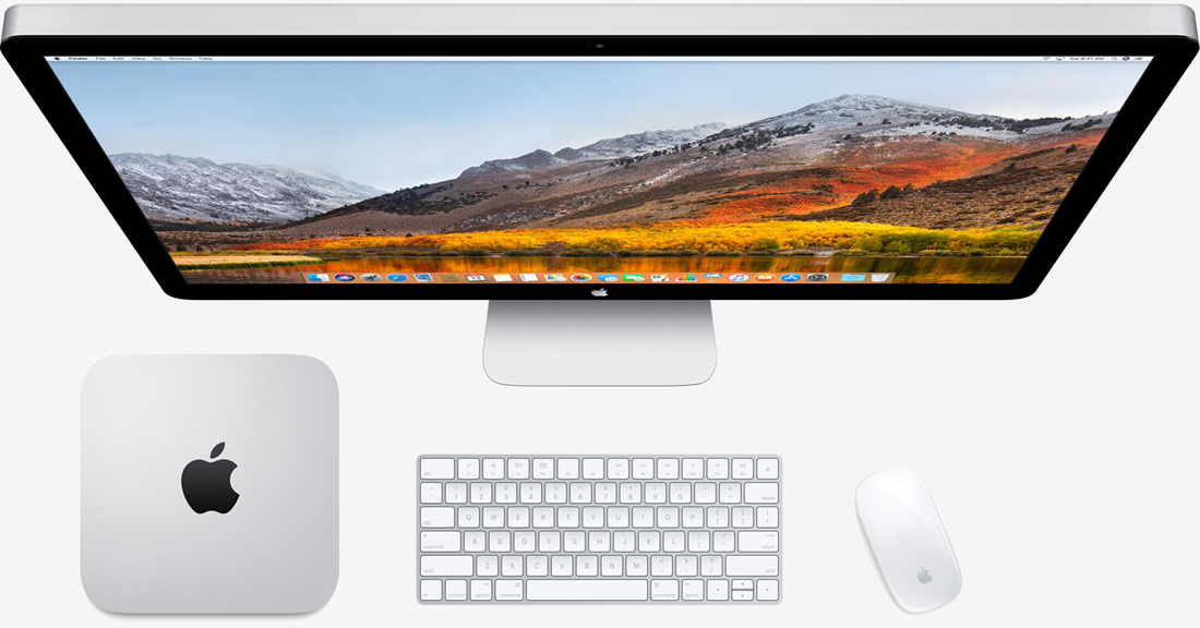 After nearly four years, Apple is finally overhauling the Mac mini