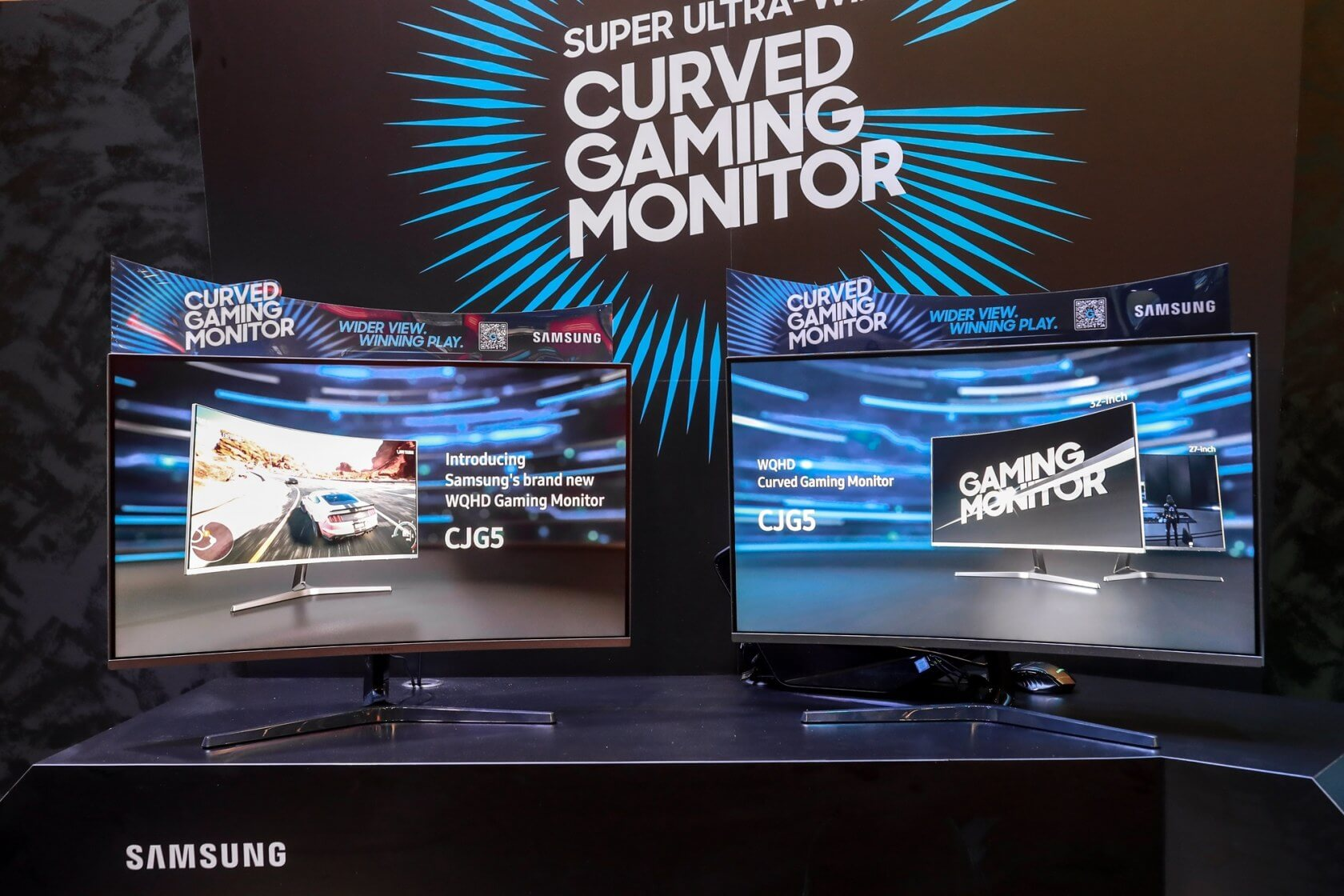 Curved 144hz 1440p monitor
