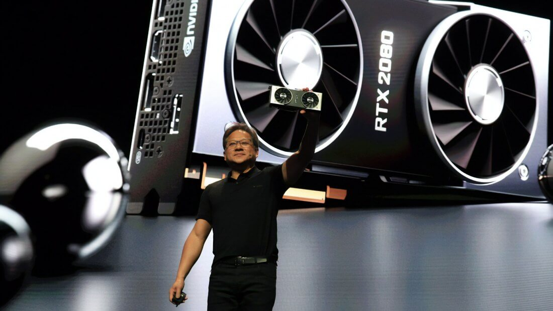Nvidia's upcoming RTX 2080 will offer up to double the performance of the GTX 1080