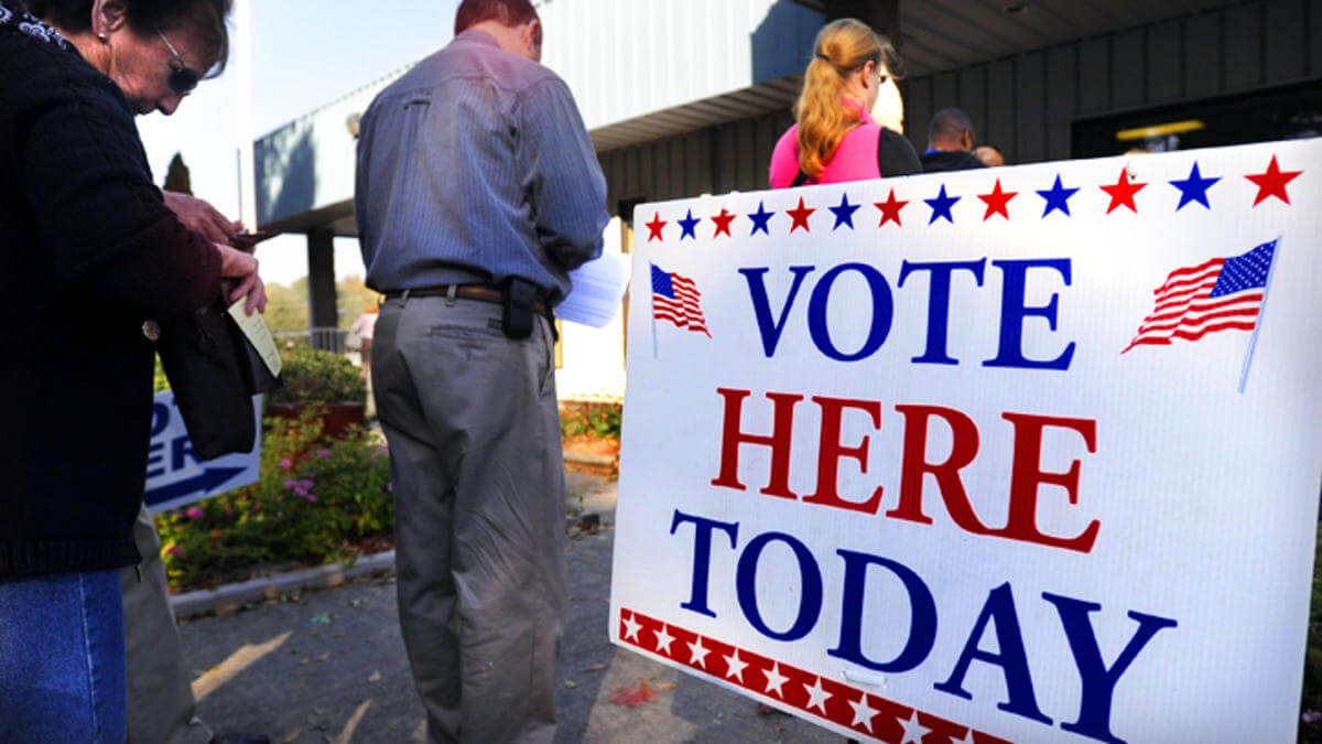 Lyft to offer voters free or reduced price rides to polling stations on Election Day
