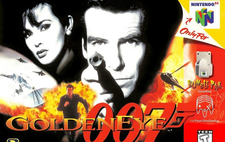 Valve was so impressed by GoldenEye 007 that it changed Half-Life
