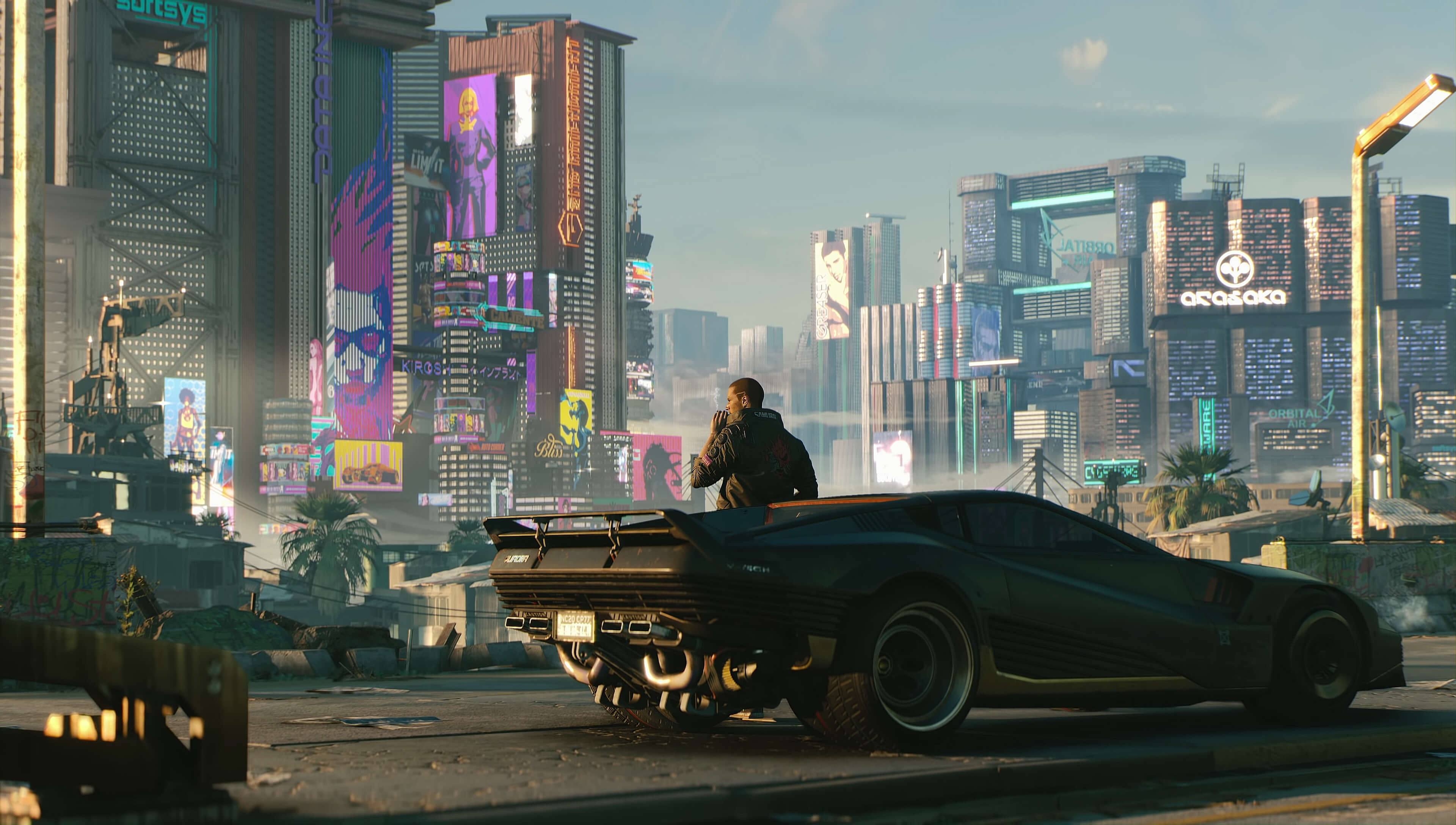 Cyberpunk 2077 previewed at Gamescom, and the game sounds awesome