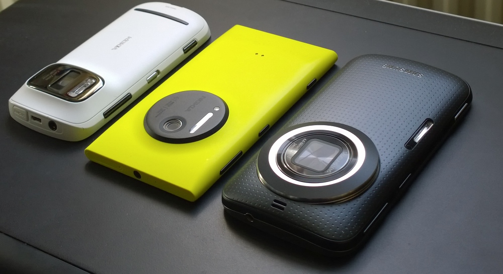 Nokia's PureView camera system could be staging a comeback - TechSpot