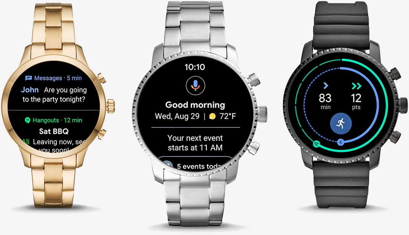 Google unveils new and improved Wear OS user interface
