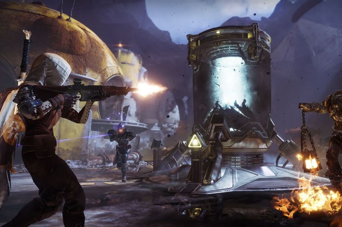 Sony adds Destiny 2 to its monthly PlayStation Plus free game line-up