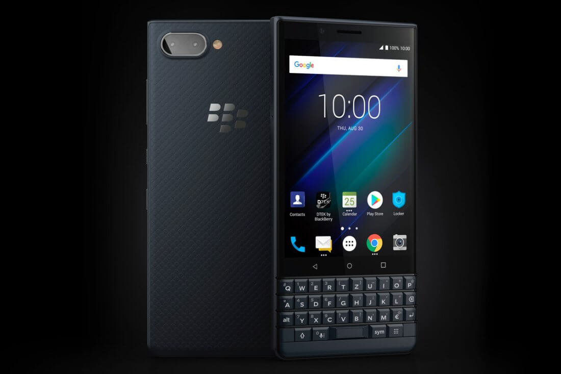 BlackBerry announces the Key2 LE, a cheaper version of its keyboard-equipped Key2 smartphone