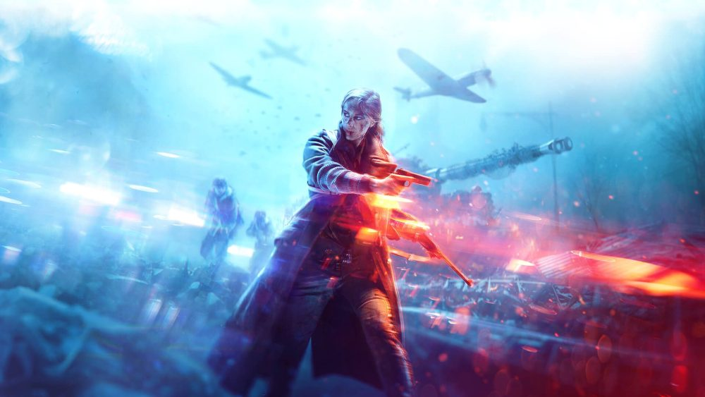 Battlefield 5 release date delayed to November