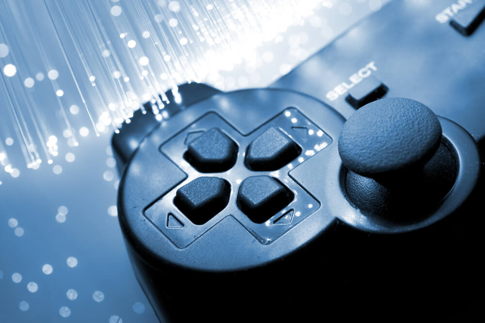 Consumer spending on video gaming up 40 percent in the first half of