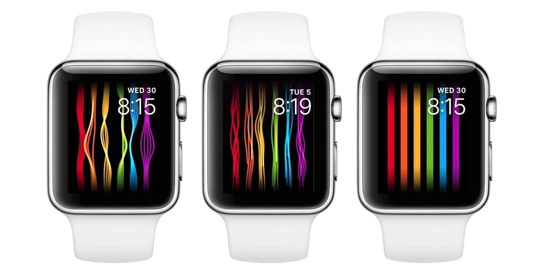 Apple blocks the Gay Pride watch face in Russia