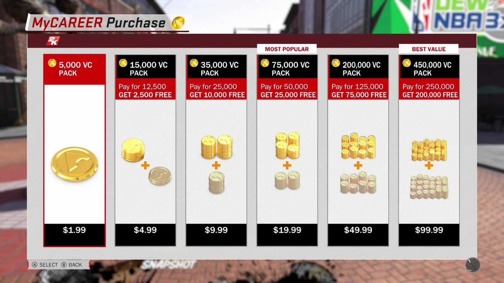 NBA 2K19 producer says microtransactions are an
