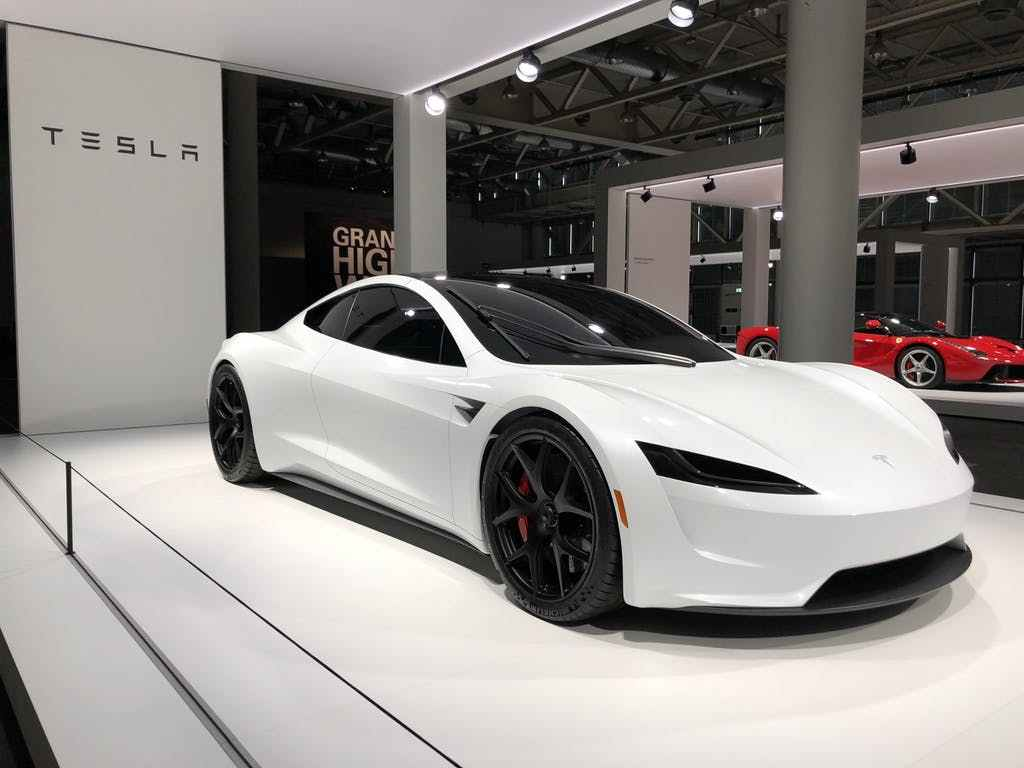 Tesla shares new photos of the 2020 Roadster - TechSpot