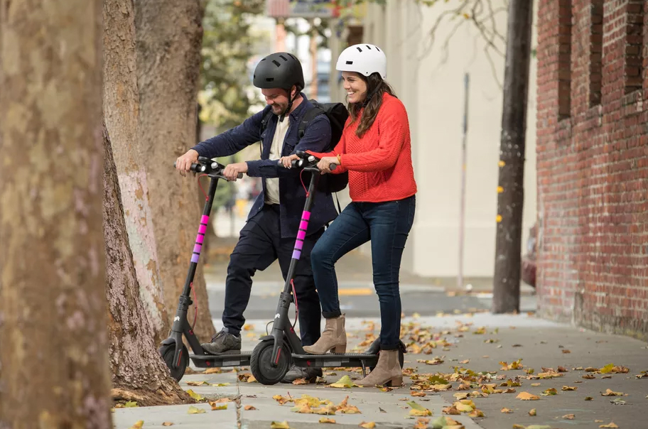 Lyft launches electric scooter rentals in Denver