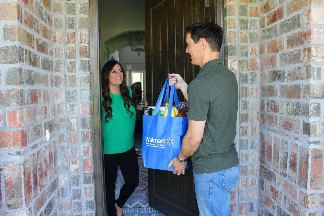 Walmart announces 'Spark Delivery,' a crowd-sourced, Uber-like grocery delivery program