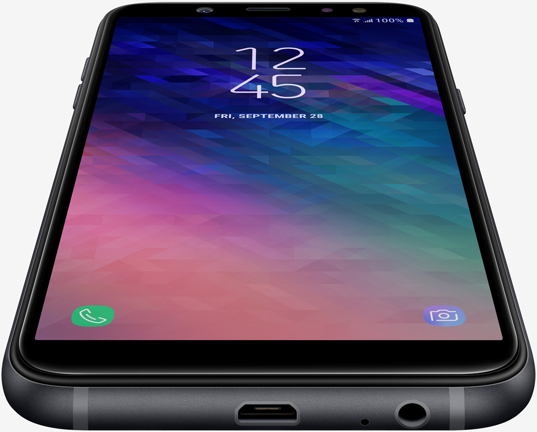 samsung is bringing the galaxy a6 and galaxy tab a 10 5 inch to the us techspot. Black Bedroom Furniture Sets. Home Design Ideas