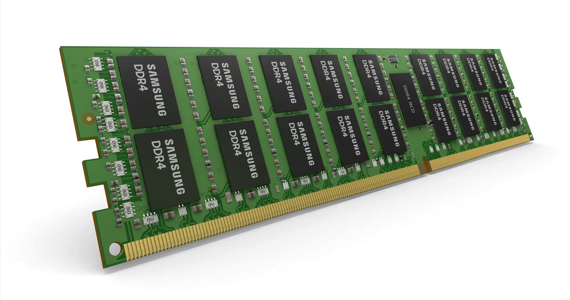 Samsung is preparing memory for standard desktops with 32GB