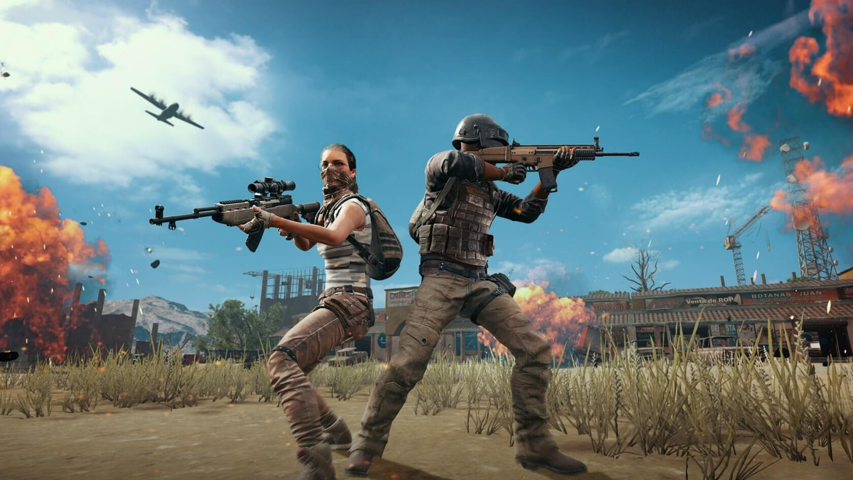 PUBG dips below one million concurrent players for first time in a year