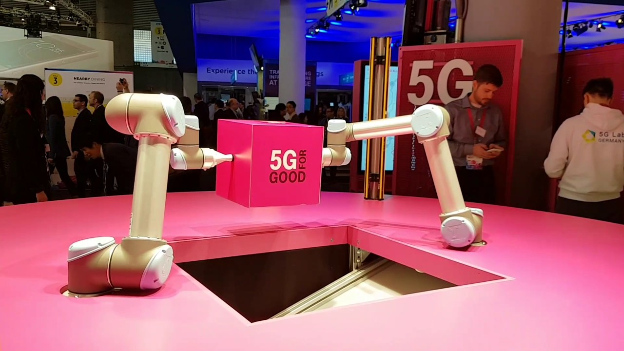 Ericsson and T-Mobile sign $3.5bn 5G deal