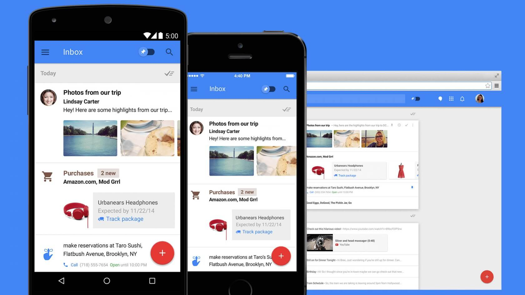Google is pulling the plug on its experimental Inbox email app