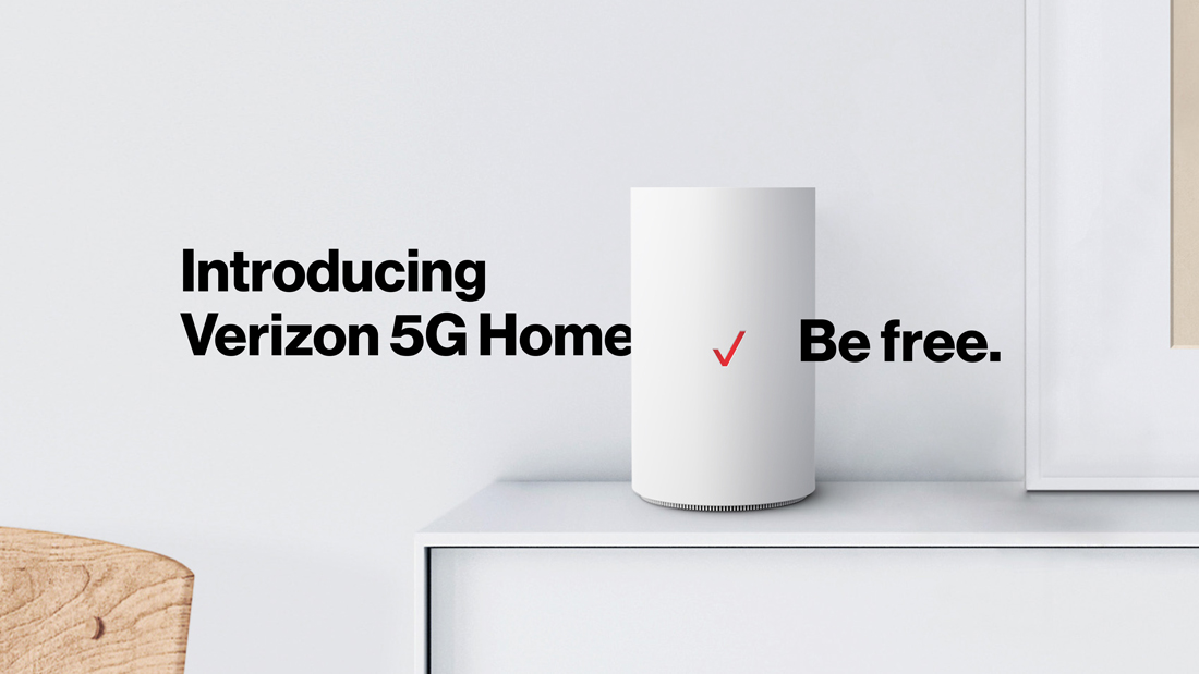 Verizon 5G Home service coming next month