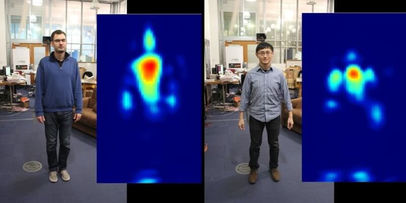 An MIT professor has developed a device that can monitor your health through walls