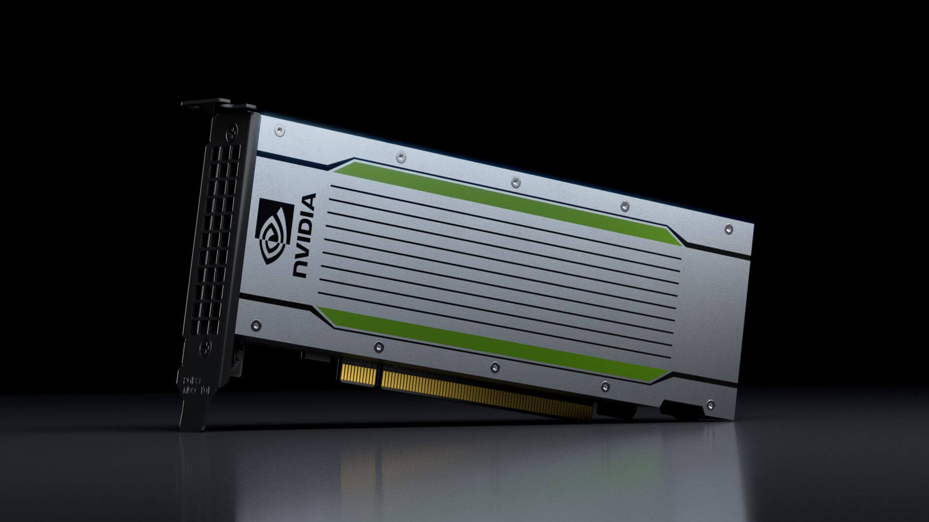 Nvidia Tesla T4 GPU accelerates AI inferences without becoming power-hungry
