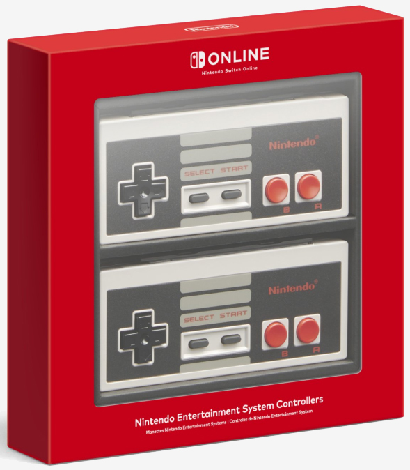 Nintendo is launching wireless NES controllers for the