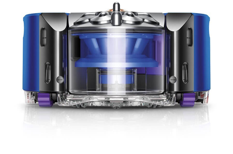 Dyson unveils its second robot vacuum, the 360 Heurist