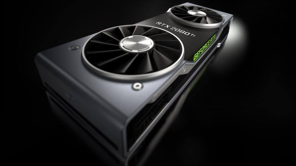 Nvidia pushes back retail RTX 2080 Ti by one week