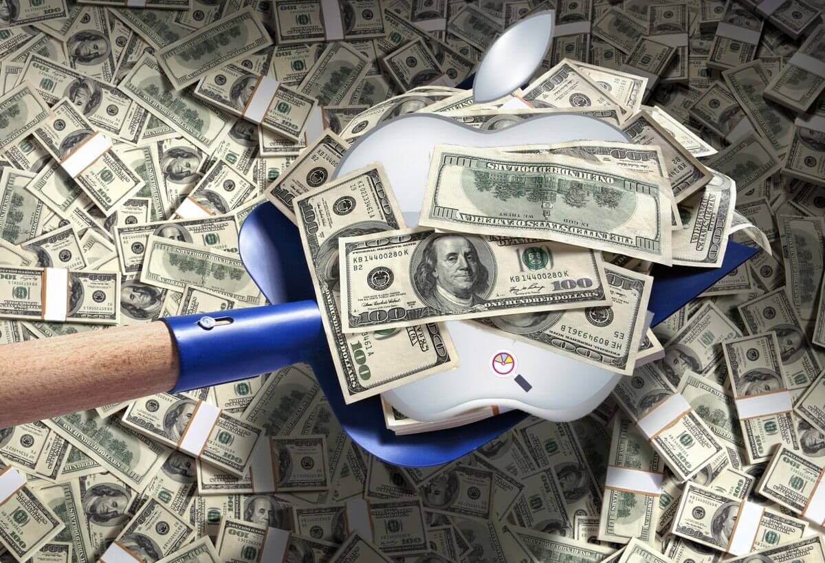 Apple hands Ireland a mind-boggling $16.7 billion in taxes