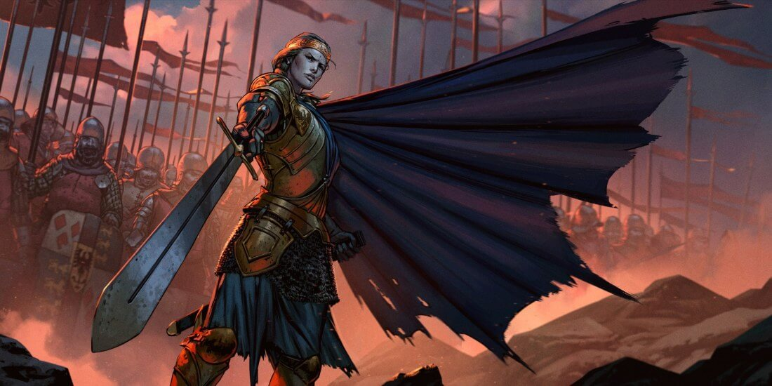 Thronebreaker: The Witcher Tales and Gwent PS4 Release Dates Revealed