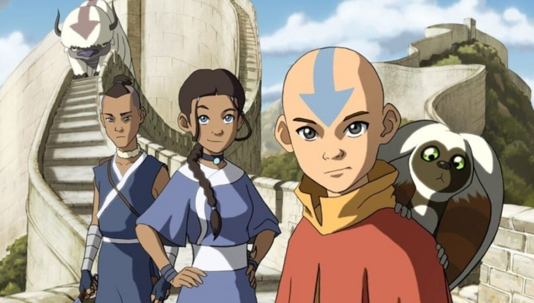 Netflix is producing a 'reimagined' live-action reboot of 'Avatar: The Last Airbender'