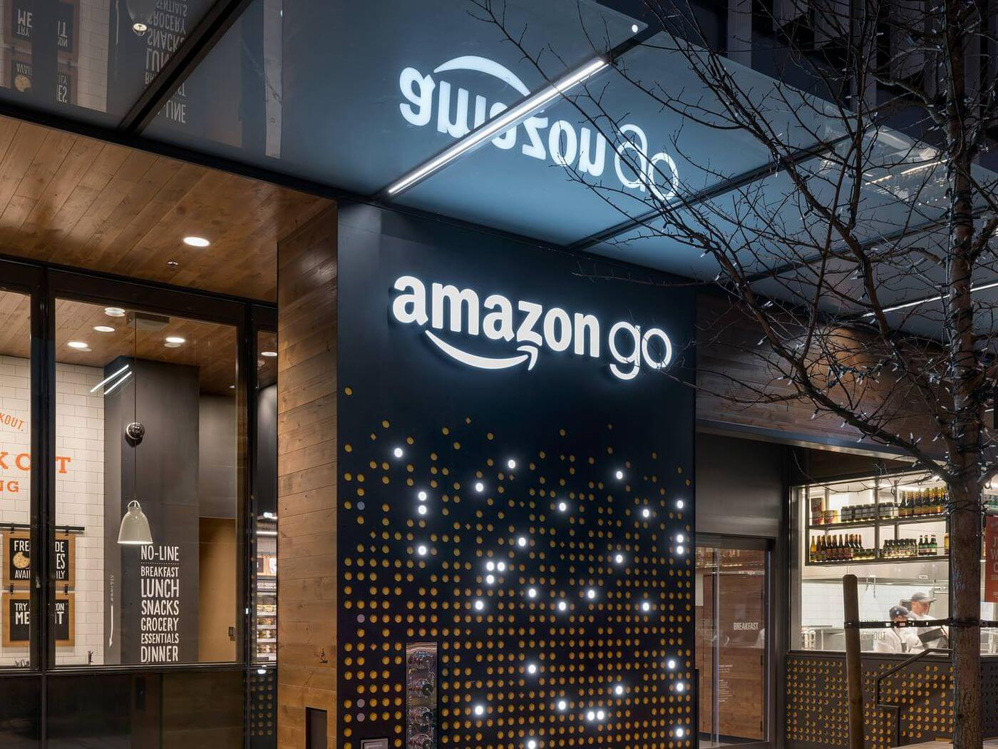 Up to 3000 Amazon Go stores may be on the way
