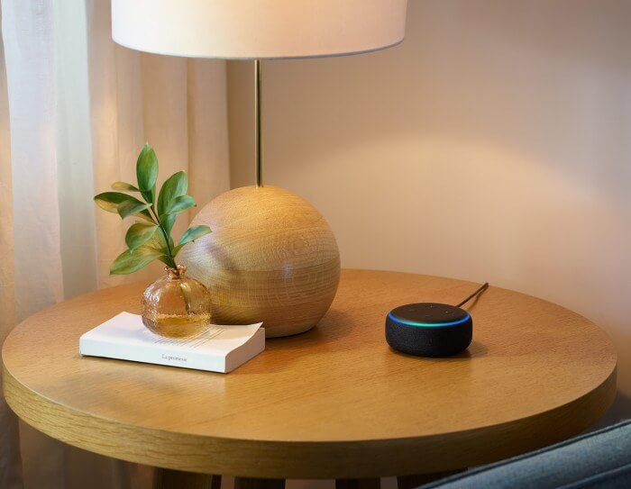 Amazon's upgraded Echo Dot features a new look and improved audio