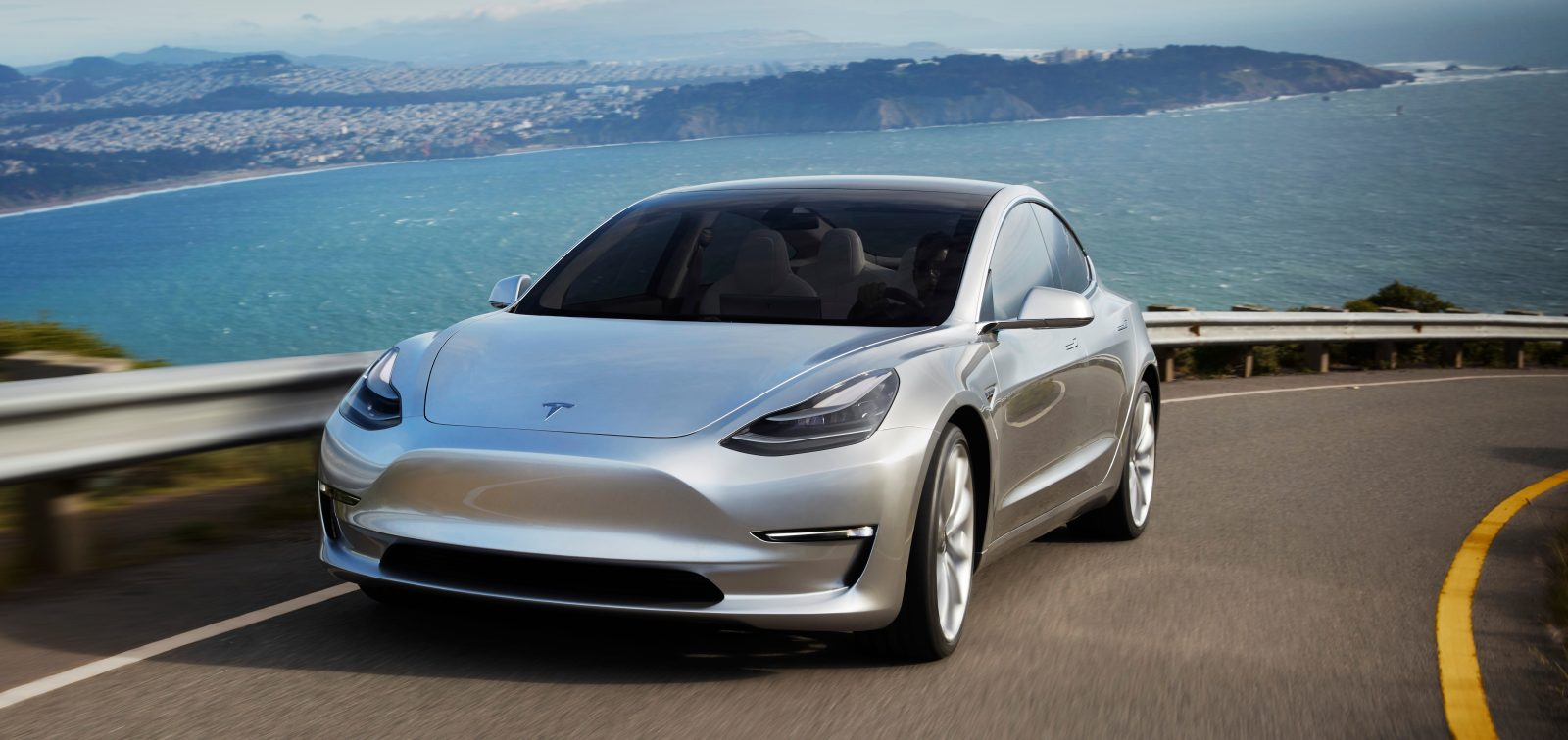 Tesla Model 3 Earns Five-star Safety Rating Across the Board