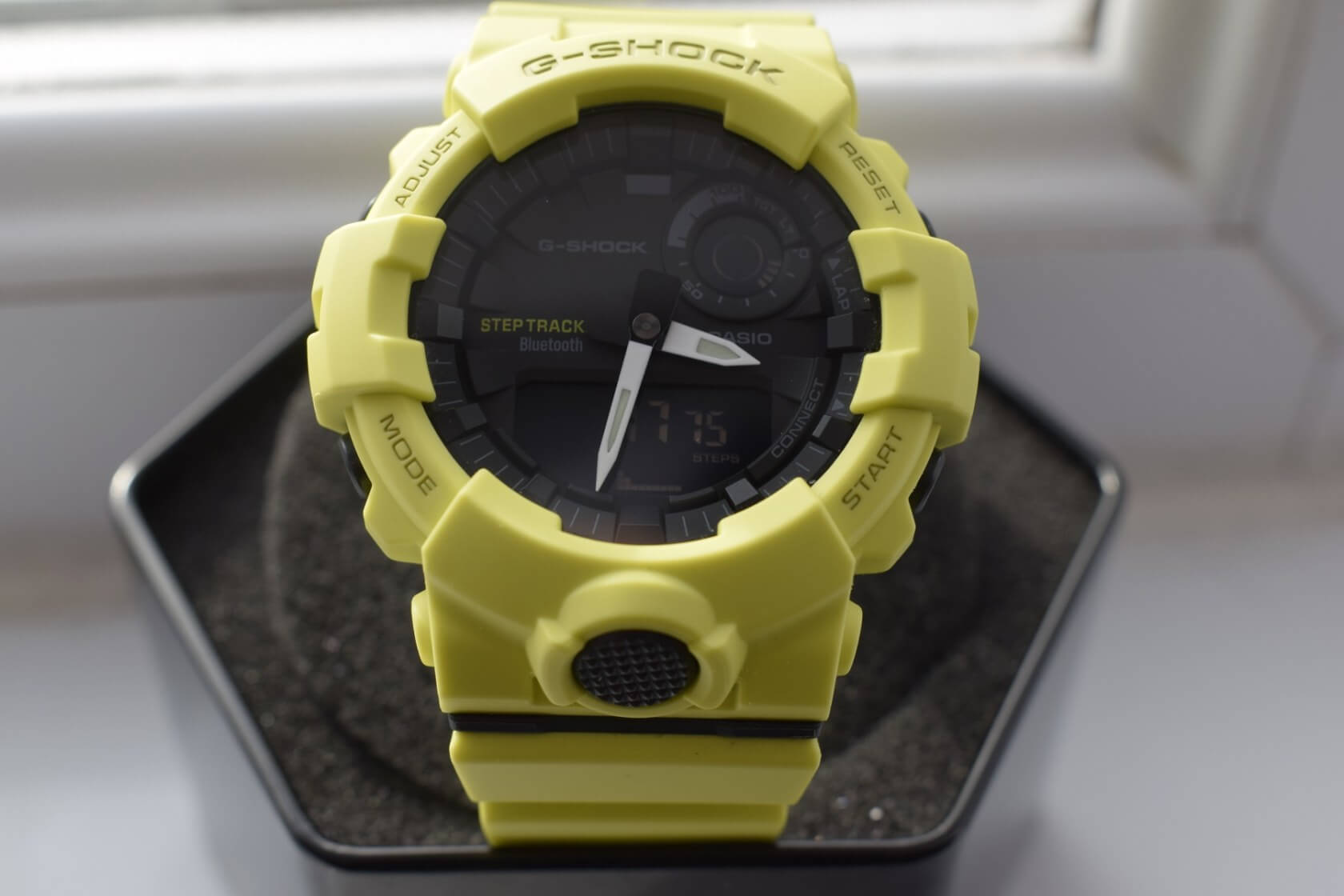 A look at the Casio G-Shock GBA-800: mixing fitness with style