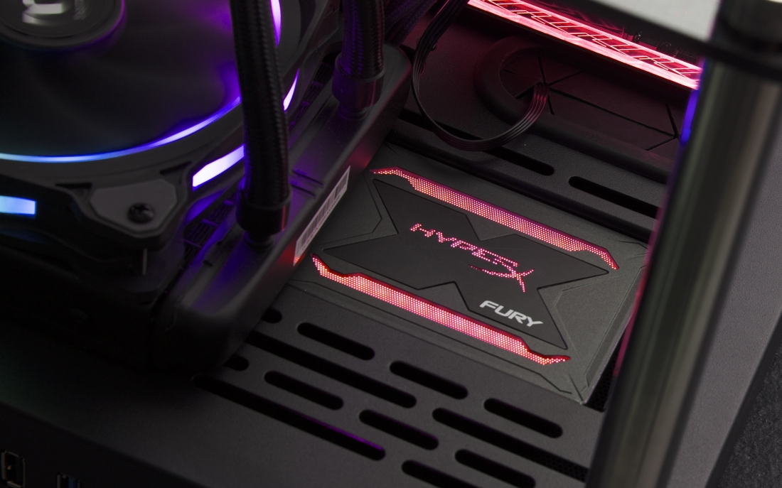HyperX announces new RGB and external solid state drives
