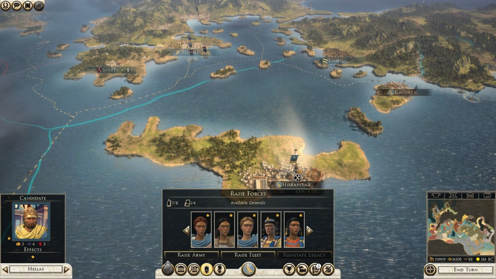 Total War: Rome 2 gets review bombed over female generals