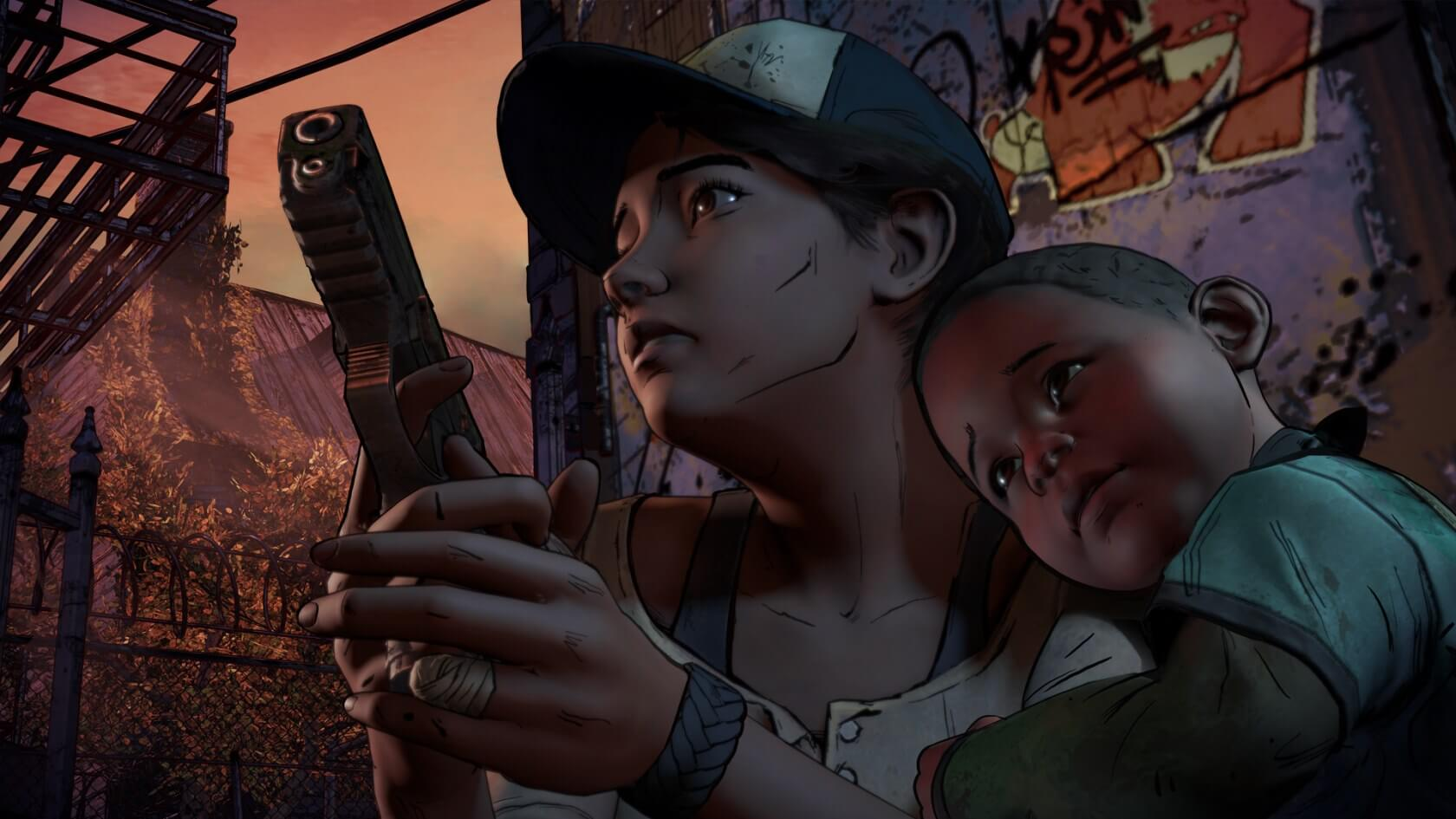 Telltale's final season of The Walking Dead has been pulled from digital storefronts