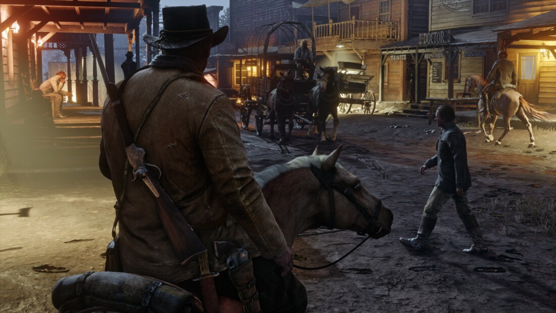 Red Dead Redemption 2 Download Size Is Over 100 GB