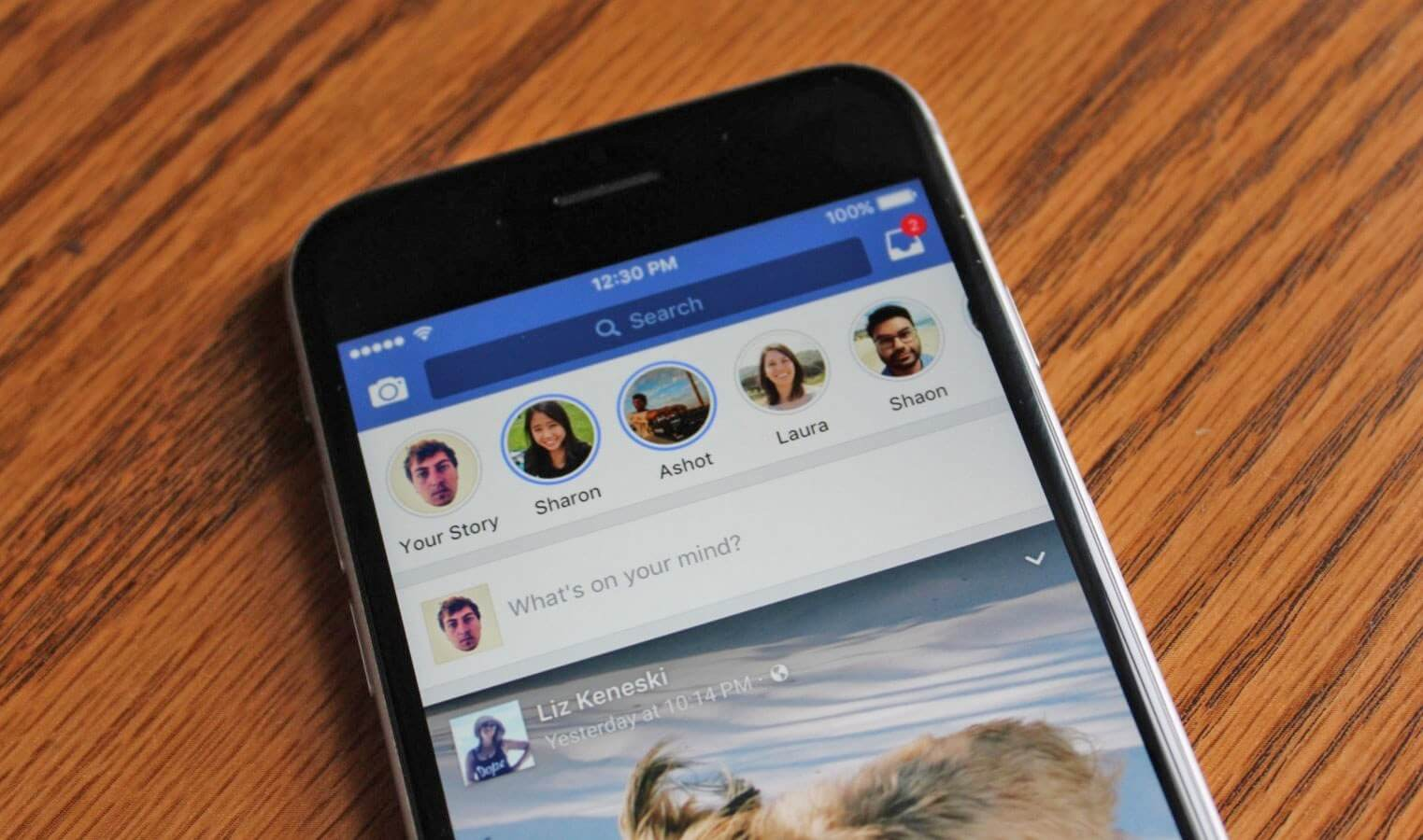 Facebook and Messenger's Stories feature passes 300 million daily users